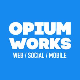 Opium Works Digital logo