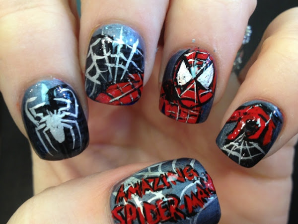 Day 218 - Amazing Spider-Man