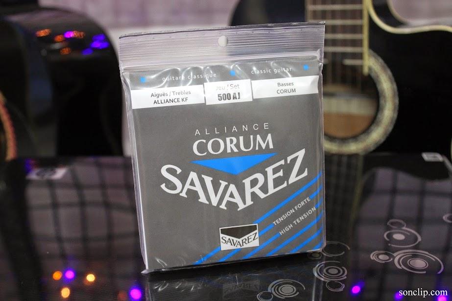 Dây Đàn Guitar Classic - Savarez 500AJ