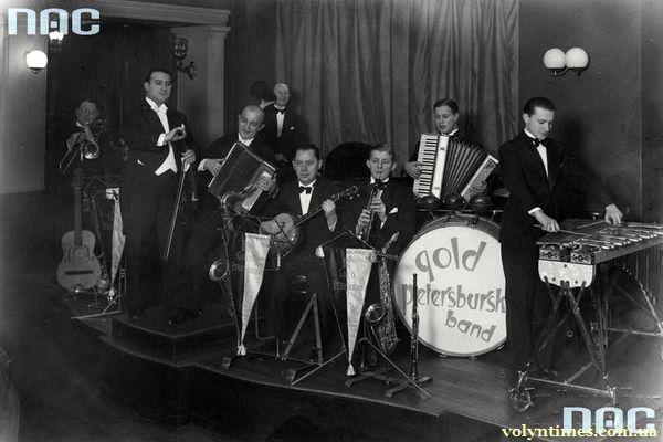 «Gold Petersburski band»