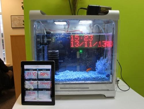 Arduino Smart Aquarium