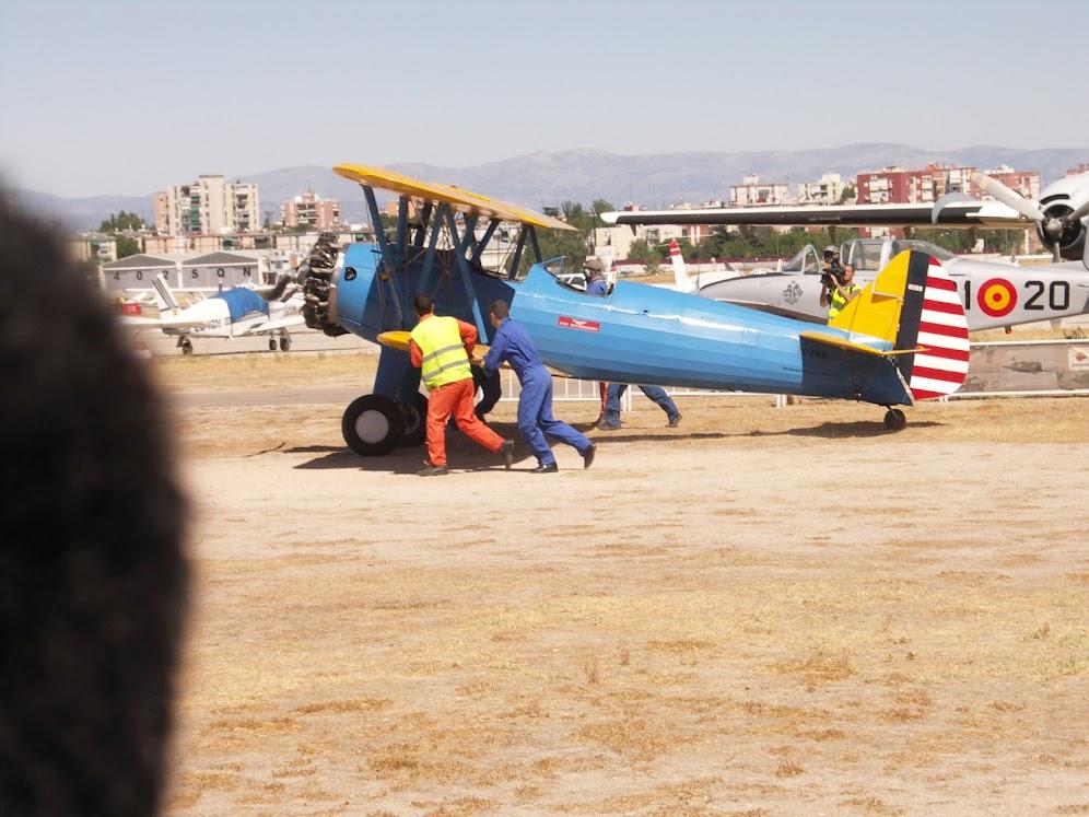 """Exhibición aerea de la Fundación """"Infante de Orleans"""". PICT0427"""