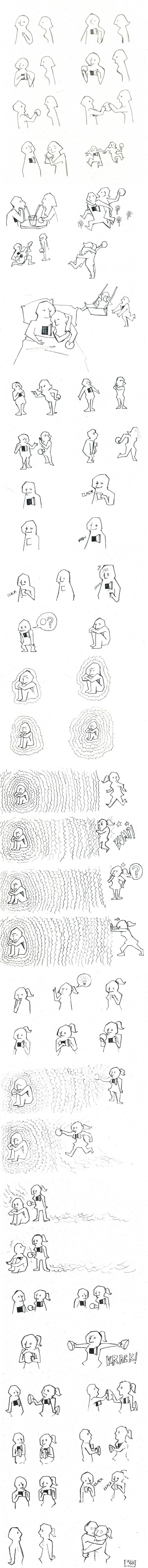 True Love Illustration