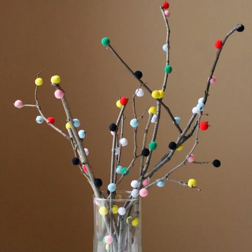 Pom-Pom Tree