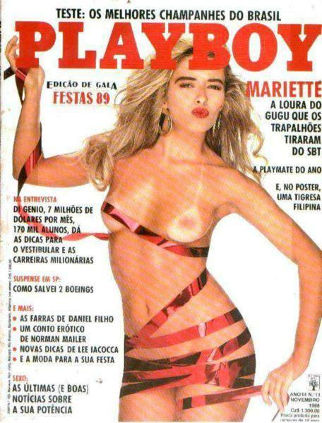 Mariette - Playboy 1988