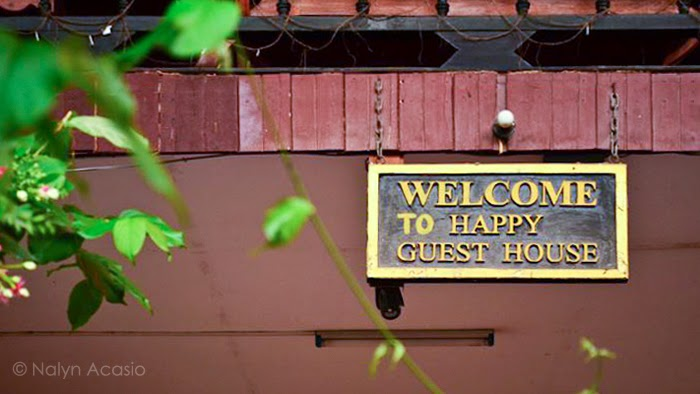 Happy Guesthouse in Siem Reap