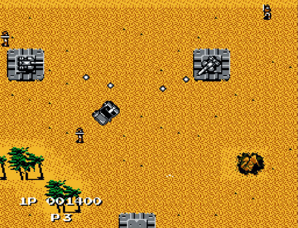 Điểm mặt những trò chơi điện tử 4 nút huyền thoại 24