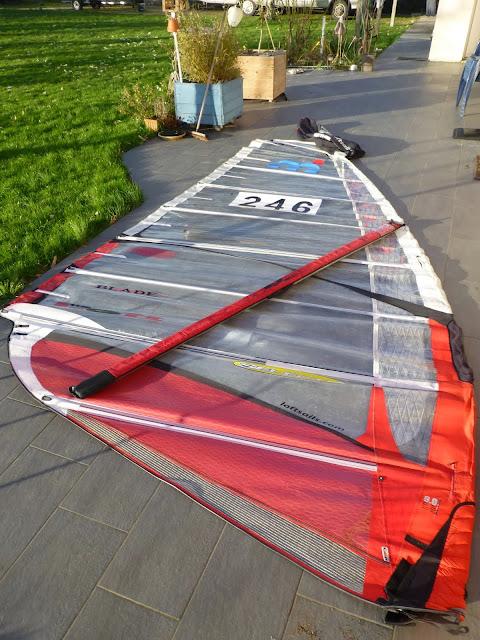 LOFT BLADE 9M + MAT P1030097