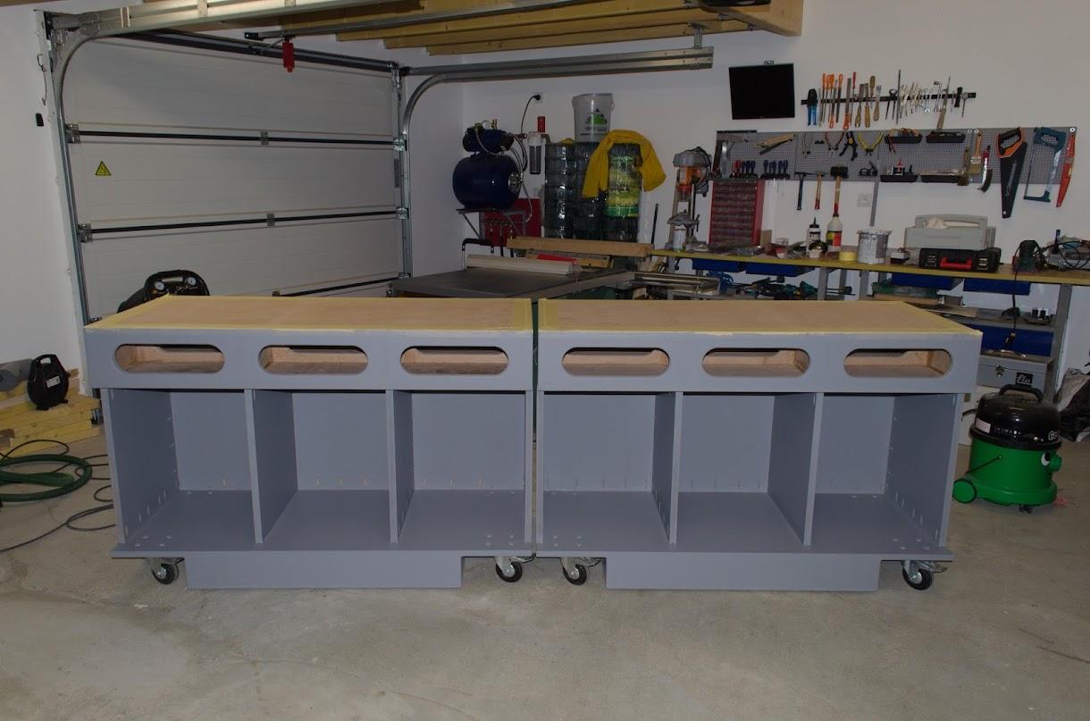 Table d'assemblage + porte systainer DIY [Terminé] - Page 4 _DSC2215