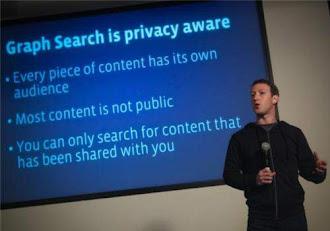 El cambio de privacidad que trae el Graph Search de Facebook