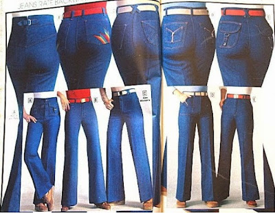 Jeans anos 70