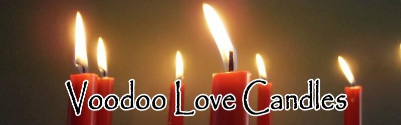 Voodoo Love Candles