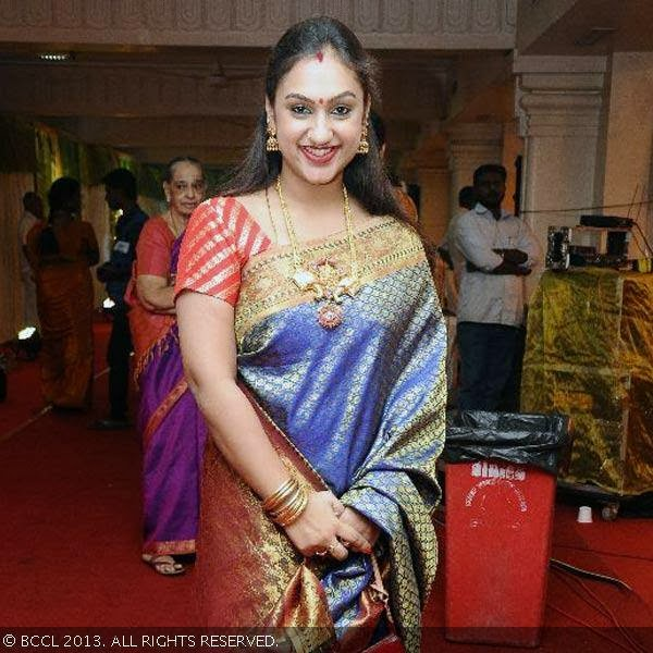 Preetha vijayakumar wedding photos