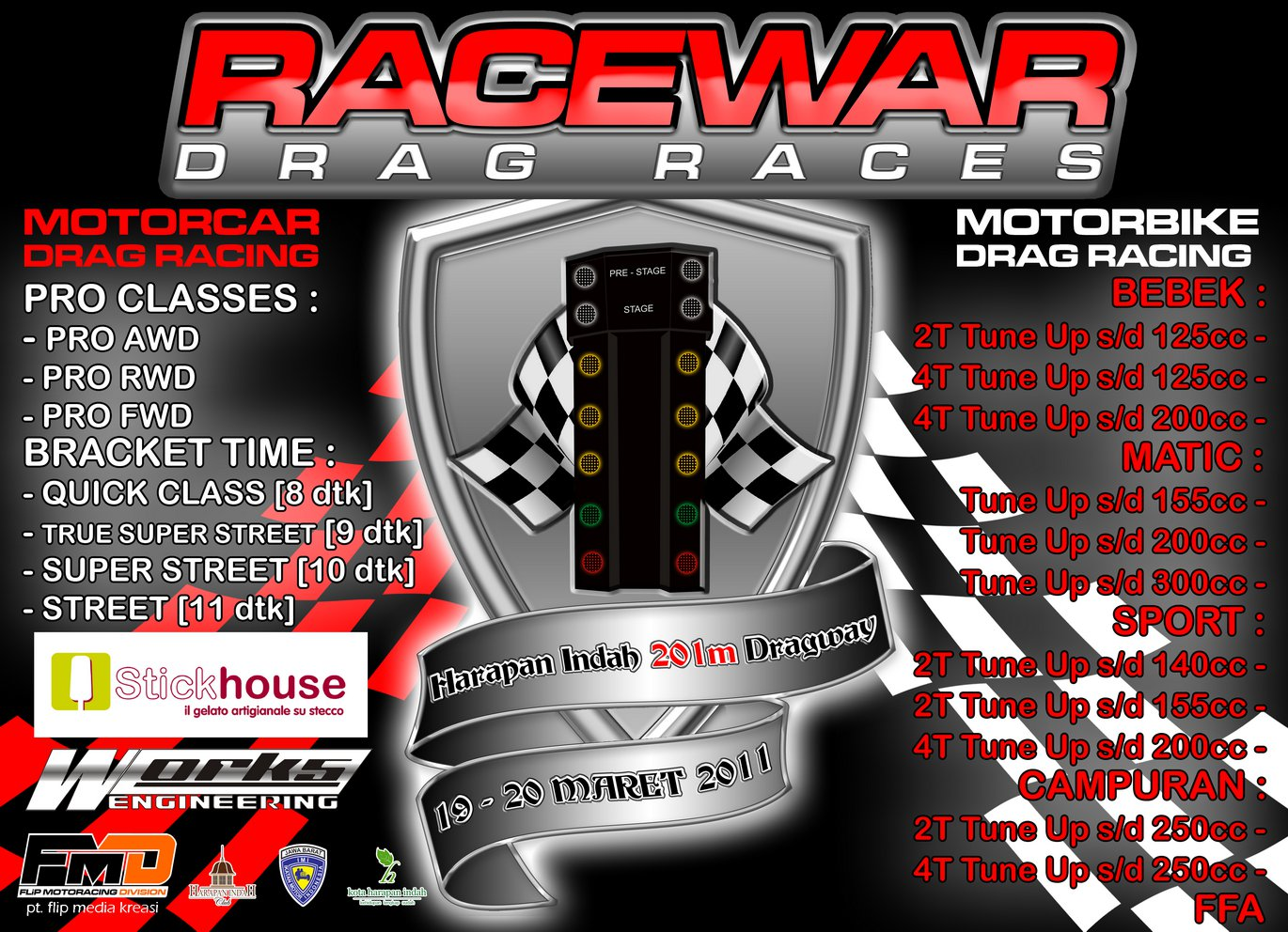 ... Matic | Matic Drag Bike: Racewar Drag Races - Drag Bikes Race Bekasi