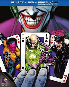 Necessary Evil Super-villains Of Dc Comics - Necessary Evil Super-villains Of Dc Comics poster