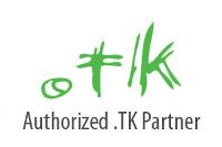 Authorized .TK Partner