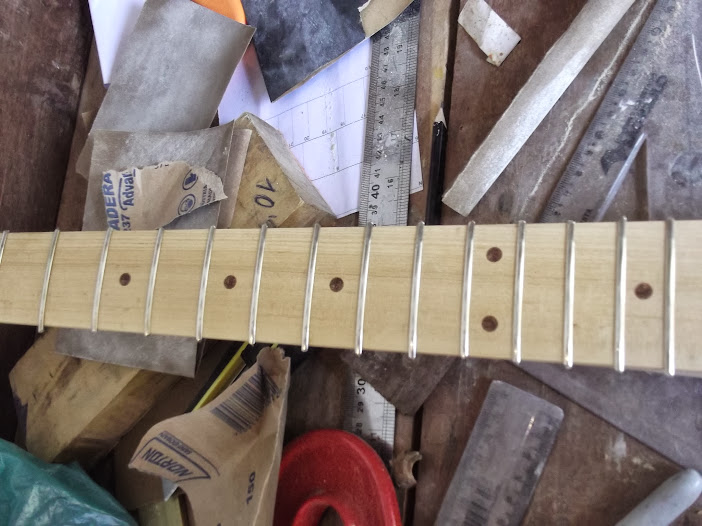 Construção guitarra telecaster, meu 1º projeto bolt on. Finalizado e com vídeo - Página 2 DSCF0877