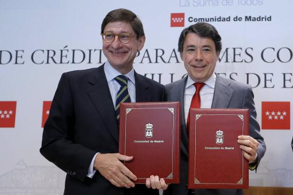 Financiación a pequeñas y medianas empresas madrileñas con Bankia