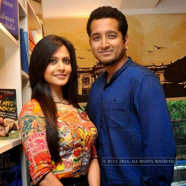 Parabrata Chatterjee and Koel Mallick at the music release of the film HIgh Way, in Kolkata.