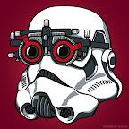 Stormtrooper Eyetest