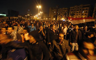 Egypt: video records brutal police beat-down