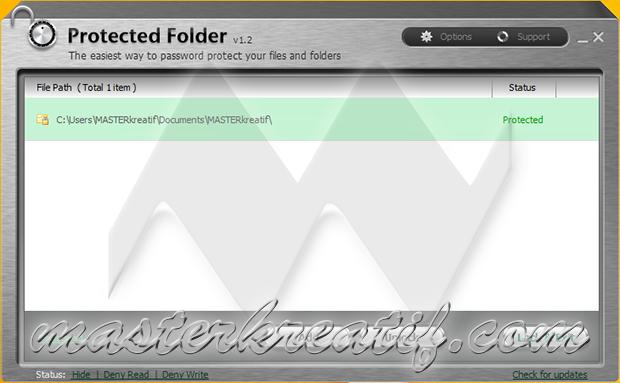 Protected folder v1.2 serial key 2017 date