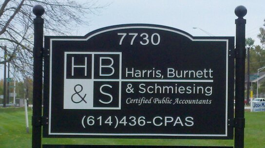 Accountants Columbus Ohio | Harris, Burnett & Schmiesing CPAs at 7730 Olentangy River Rd, Columbus, OH