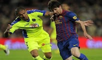 Liga BBVA Goles Barcelona Getafe  resultado futbol