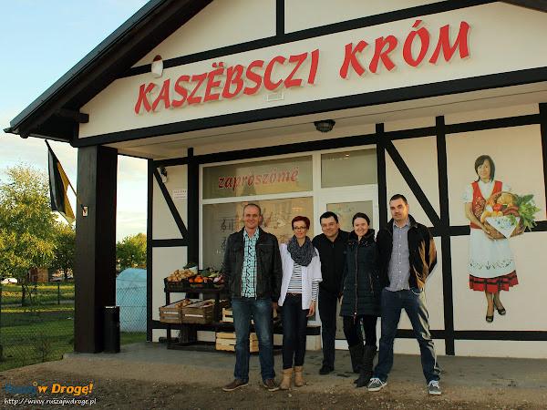 Kaszëbsczi Króm - Kasia, Ryszard, Krystian i my - Kasia i Maciej Ruszaj w Drogę