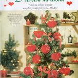 revista crochet navidad