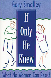 Book Review If Only He Knew Cover