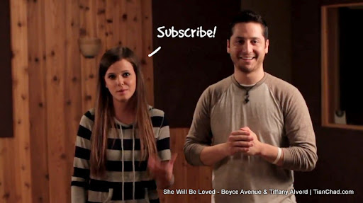 She Will be Loved - Boyce Avenue & Tiffany Alvord Accoustic