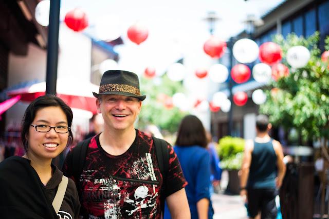 Los Angeles Chinatown & Japantown