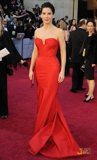 SANDRA+BULLOCK Oscar 2011!