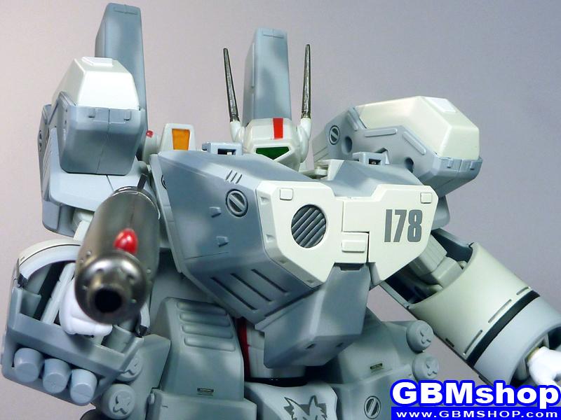 VF-1J GBP-1S Armored Valkyrie GBM Custom Operation  Gray Fox
