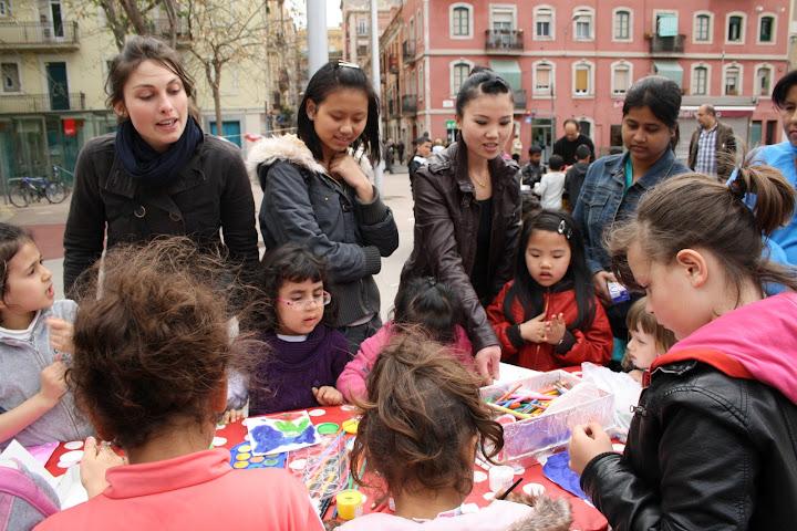 23 Abril 2012 - St. Jordi a la Barceloneta