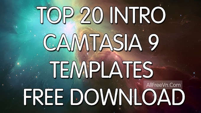 TOP 20 INTRO CAMTASIA 9 TEMPLATES FREE DOWNLOAD