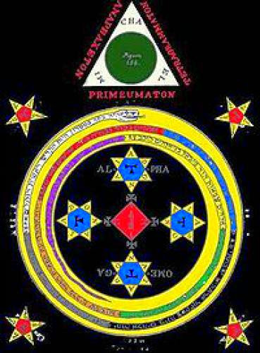 The Lesser Key Of Solomon Or Lemegeton
