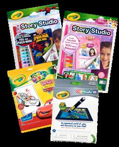 Crayola Prize Pack