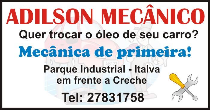 Adilson Mecânico
