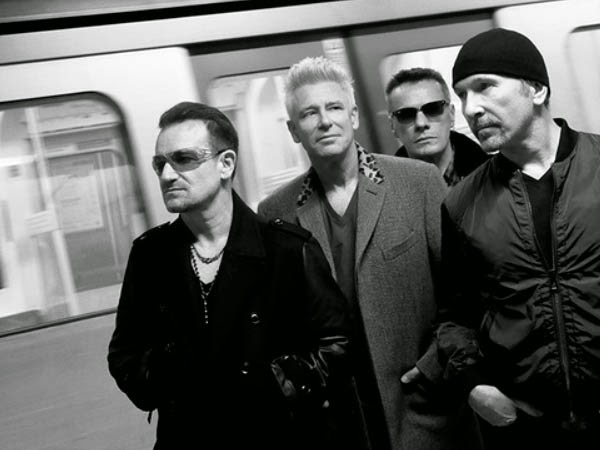 U2 tiempos de Songs of innocence
