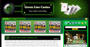 Casino Wordpress Theme - wpg120