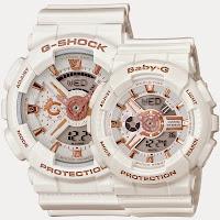 Casio Baby G Couple G Shock : LOV-14A