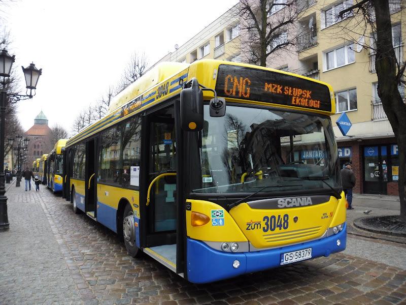 MZK Słupsk Scania CNG