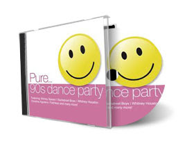 Pure… 90s Dance Party