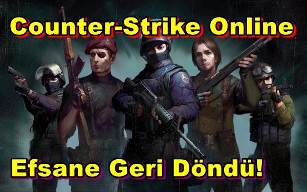 Counter-Strike Online Türkiye'de!