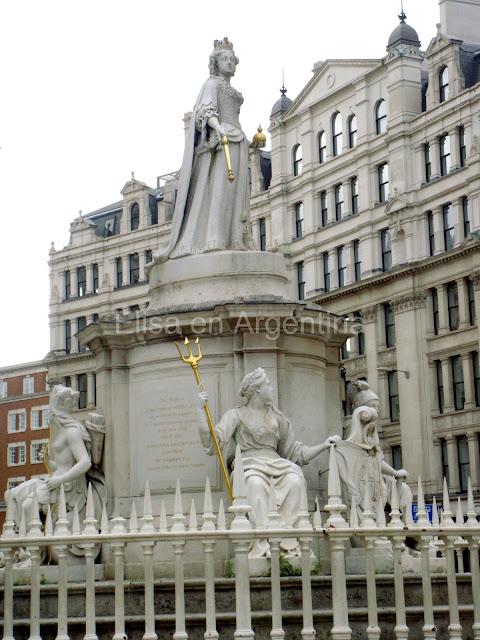 Plaza de la Catedral de Saint-Paul, Londres, Elisa N, Blog de Viajes Argentina, Lifestyle
