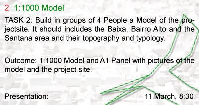 EAD | ASG 2011-03-11 WS3 | Task 2 Model 1:1000
