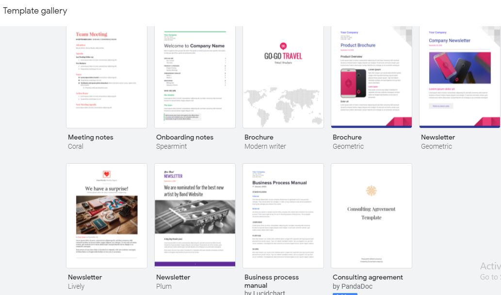 How to create Google Docs Newspaper Templates?