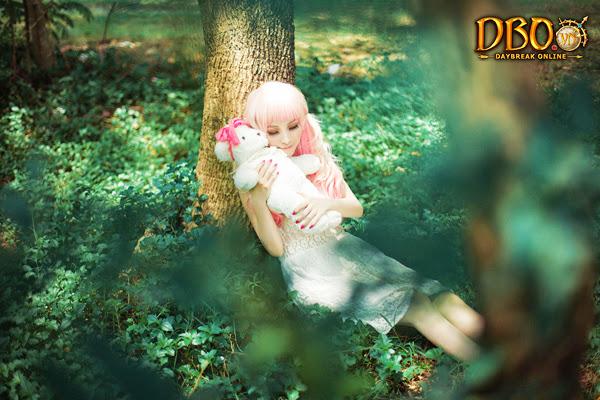 Daybreak Online tung cosplay đón phiên bản web 5